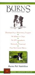 burns pet nutrition catalogue